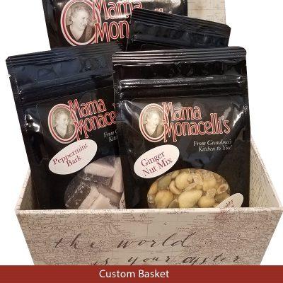 Mama Monacelli's Custom Gift Basket