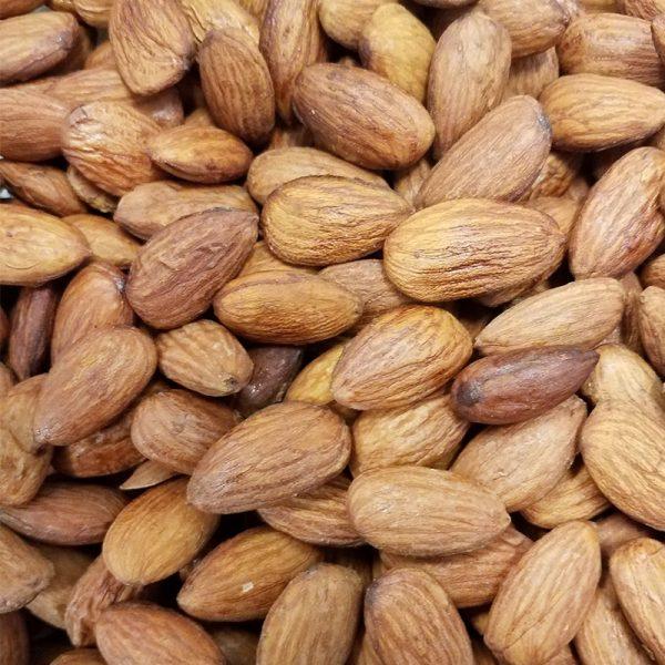 Enhanced Almonds