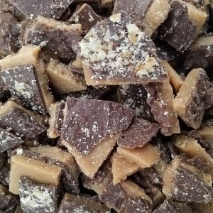 Maple Bark Toffee